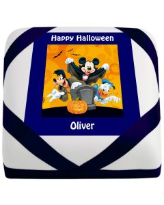 Mickey Mouse Halloween Cake (CND102)