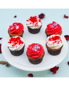 Adorable Valentine's Day Cupcakes