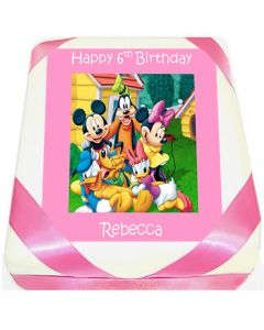 Mickey Mouse and Friends Birthday Cake (CND83)